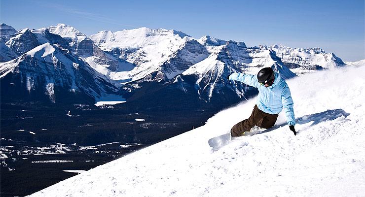 Banff / Lake Louise / Sunshine, Alberta, Canada