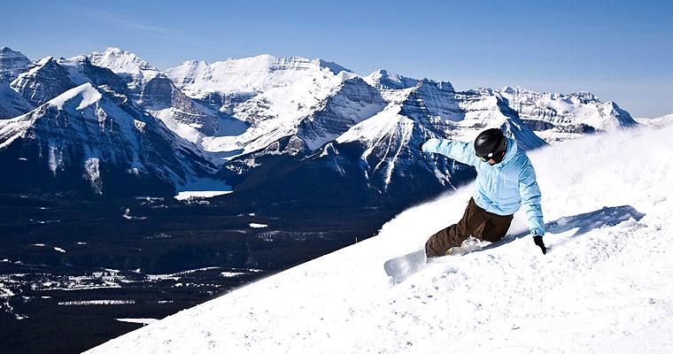Banff / Lake Louise / Sunshine, Alberta