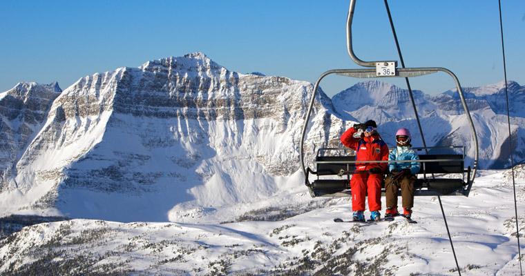 Photo Credit: Ski Banff Lake Louise Sunshine / Dan Evans