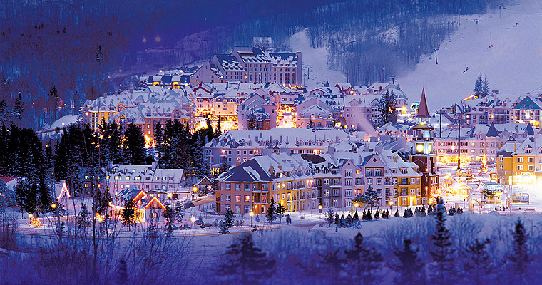 Mt Tremblant, Quebec