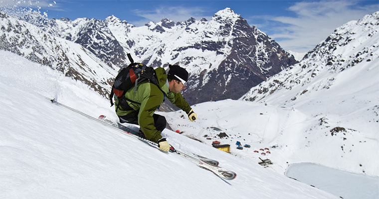 Ski Arpa, Chile