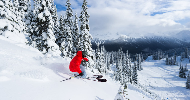 Whistler / Blackcomb, British Columbia, Canada