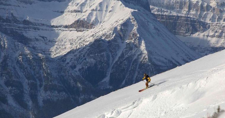 Photo Credit: Chris Moseley / Lake Louise Ski Resort