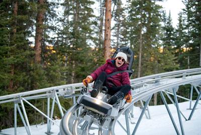 Aspen Snow Tubing