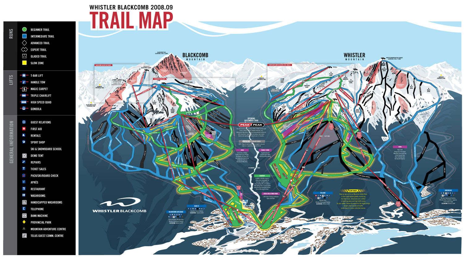 whistler/blackcomb trail map/webcams