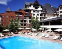 Vail CO-Lodging outing-Vail Marriott Mountain Resort
