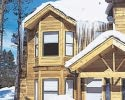 Breckenridge CO-Lodging trek-Village Point Townhomes