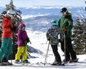 "Ski Vacation Package - ""Kids Ski Free "" All Season Long at Steamboat Resort"