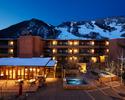 Aspen Colorado-Lodging weekend-Aspen Square Condo Hotel-1 Bedroom Condo Max Occup 2