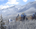 Banff Lake Louise Sunshine-Lodging trip-Fairmont Banff Springs Hotel-1 Bedroom Suite Max Occup 4