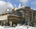 Whistler Blackcomb-Lodging expedition-Cascade Lodge-1 Bedroom Condominium Max Occup 4