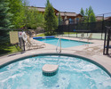 Steamboat CO-Lodging trek-Cross Timbers Townhomes