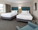 Whistler Blackcomb-Lodging excursion-Crystal Lodge Suites-1 Bedroom Suite Max Occup 4