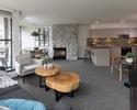 Whistler Blackcomb-Lodging trek-Crystal Lodge Suites-1 Bedroom Suite Max Occup 4