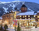 Whistler Blackcomb-Lodging travel-Delta Whistler Village Suites- 35 per night specific bedding guaratee applied