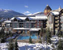 Whistler Blackcomb-Lodging tour-Delta Whistler Village Suites- 35 per night specific bedding guaratee applied