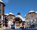 Beaver Creek CO-Lodging holiday-Hyatt Mountain Lodge-2 Bedroom 2 Bath Condominium Max Occupancy 6