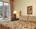 Beaver Creek CO-Lodging outing-Hyatt Mountain Lodge-2 Bedroom 2 Bath Condominium Max Occupancy 6