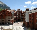 Crested Butte Colorado-Lodging trip-The Lodge at Mountaineer Square - CBMR