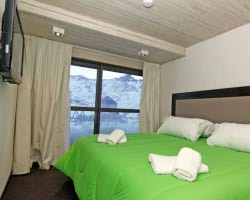 Las Lenas Argentina-Lodging travel-Hotel Acuario-Mountain View Double Occupancy - 7 Nights