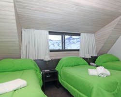 Las Lenas Argentina-Lodging vacation-Hotel Acuario-Mountain View Double Occupancy - 7 Nights