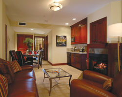 Beaver Creek CO-Lodging holiday-Beaver Creek Lodge-Creek Side Suite Max Occup 4