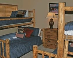 Big Sky MT-Lodging tour-Beaverhead Condominiums-2 Bedroom Condo Max Occup 6