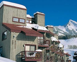 Crested Butte Colorado-Lodging weekend-The Buttes Condominiums - CBMR