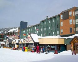 Ski Vacation Package - Big White Condominiums