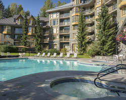 Whistler Blackcomb-Lodging tour-Cascade Lodge