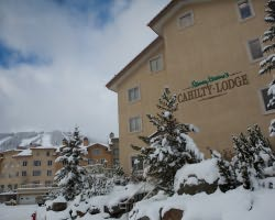 Sun Peaks BC-Lodging trip-Nancy Greene s Cahilty Hotel Suites
