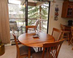Aspen Colorado-Lodging vacation-Chateau Eau Claire-Deluxe 1 Bedroom Condominium Max Occup 2