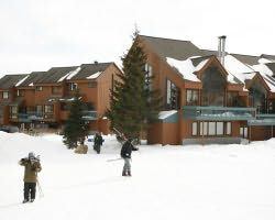 Ski Vacation Package - Chalets Mont Sainte-Anne