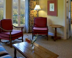 Whistler Blackcomb-Lodging travel-Fairmont Chateau Whistler-Luxury 1 Bedroom Mountain View Suite Max Occup 4
