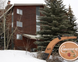 Breckenridge CO-Lodging trek-Cimmaron Condominiums