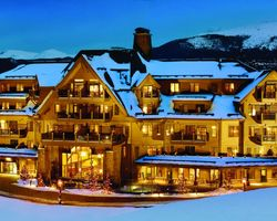 Breckenridge CO-Lodging travel-Crystal Peak Lodge