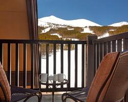 Breckenridge CO-Lodging trip-Crystal Peak Lodge-2 Bedroom Condominium with Den