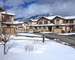 Steamboat CO-Lodging weekend-EagleRidge Townhomes