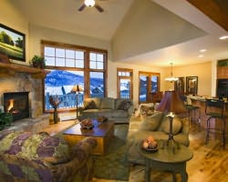 Steamboat CO-Lodging trip-EagleRidge Townhomes