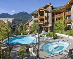 Whistler Blackcomb-Lodging outing-First Tracks Lodge