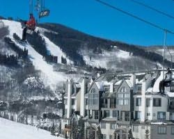 Beaver Creek CO-Lodging trip-Highlands Slopeside Condominiums-1 Bedroom Condominium Max Occup 4