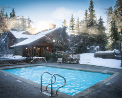Whistler Blackcomb-Lodging excursion-Horstman House