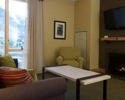 Jay Peak VT-Lodging trek-Hotel Jay-2 Bedroom 2 Bath Suite Max Occup 6