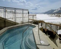 Jackson Hole-Lodging outing-Hotel Terra