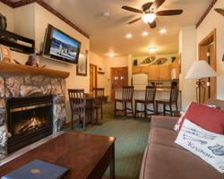 Keystone CO-Lodging excursion-Hidden River Lodge-1 Bedroom 1 Bath