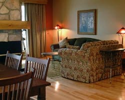Mt Tremblant Quebec-Lodging outing-L Equinoxe Condominiums