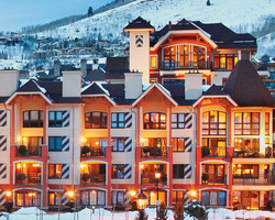 Ski Vacation Package - Lion Square Lodge