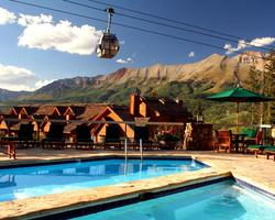 Telluride Colorado-Lodging excursion-Mountain Lodge Telluride