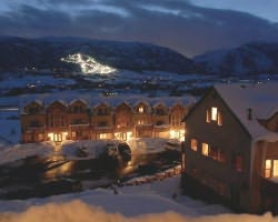 Ski Vacation Package - Moose Hollow