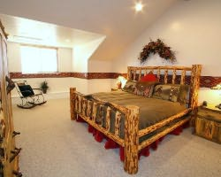 Ogden Utah-Lodging outing-Moose Hollow-3 Bedroom Deluxe